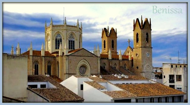 Benissa catedral - NaturalLiving.es
